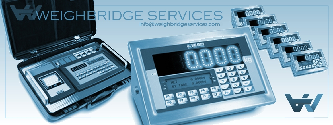 Weighbridge Services Monitors
